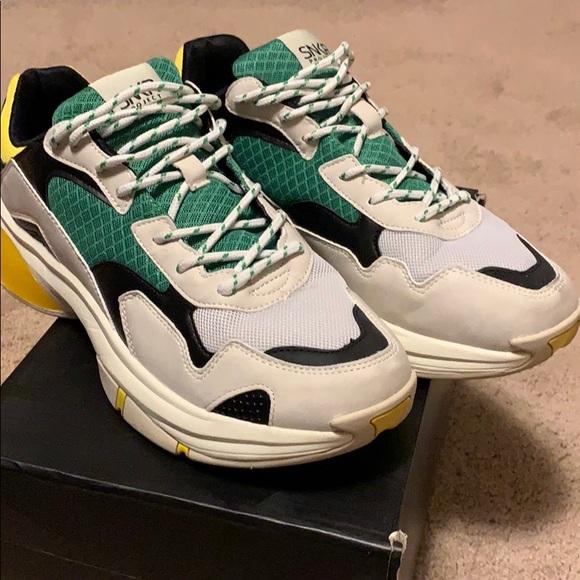 Snkr Project Park Avenue Dad Shoes